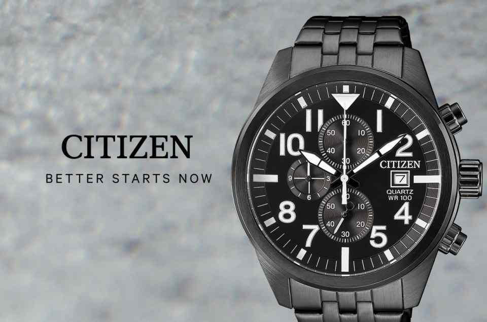 Citizen Quarzuhren