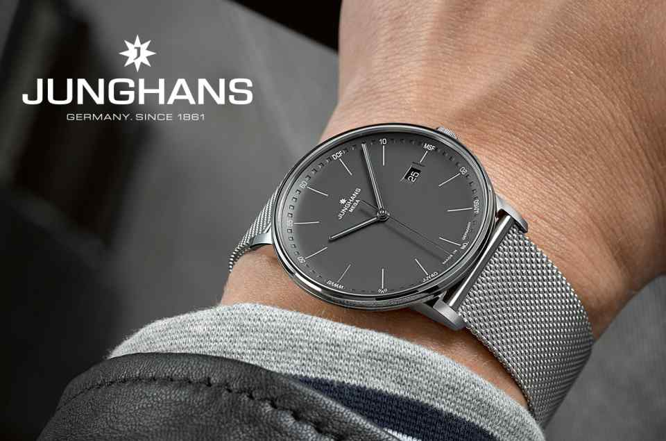 Junghans Radio-Controlled Watches