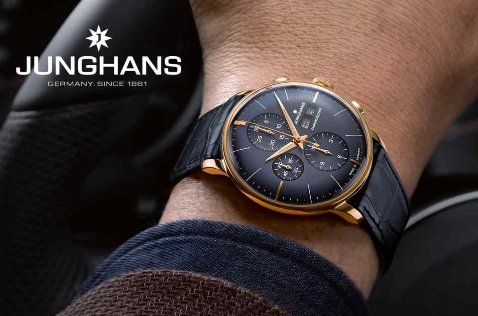 Junghans Meister Uhren