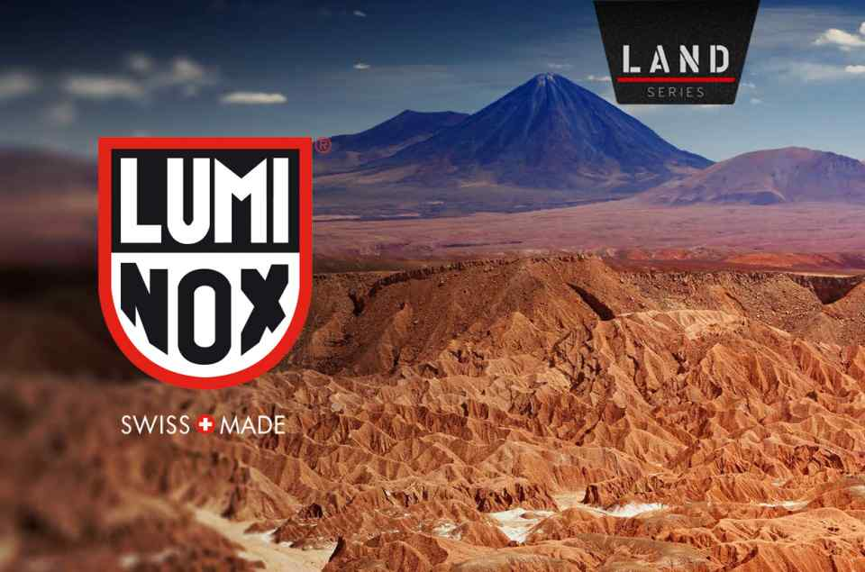Luminox Land Series Uhren