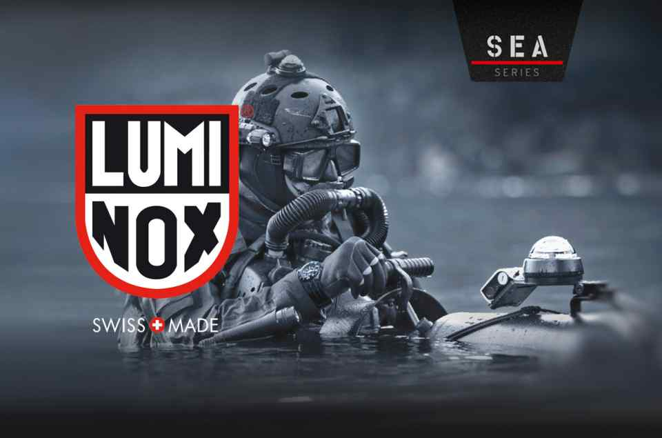 Luminox Sea Series Uhren
