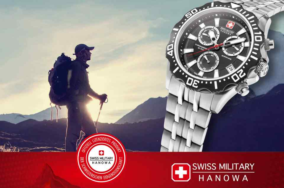 Swiss Military Hanowa Men's Watches