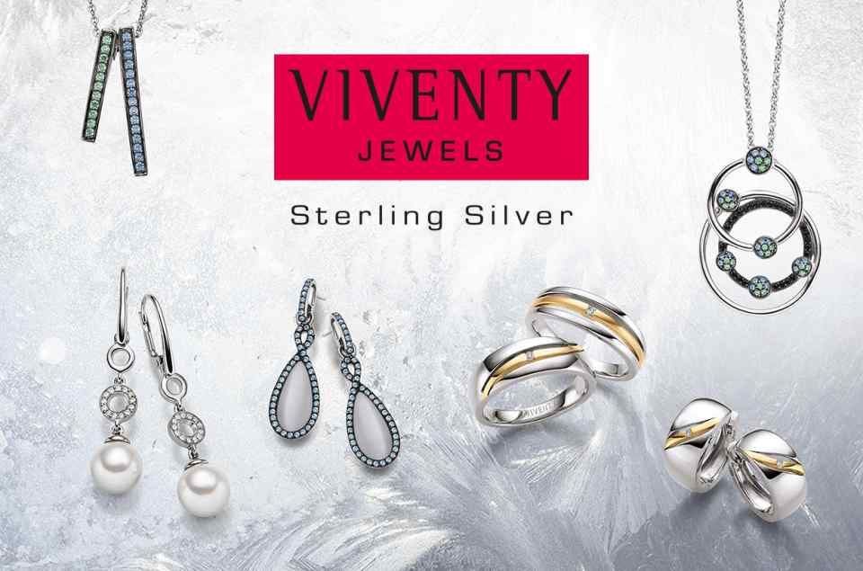 Viventy Necklaces and Charms