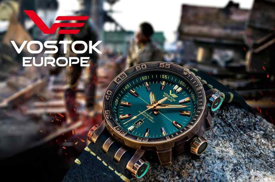 Vostok Europe Herrenuhren